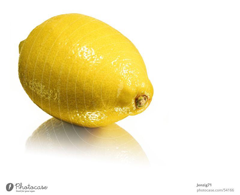 C - Bombe. Zitrone Vitamin C Zitrusfrüchte gelb Gesundheit Saft Zitronensaft zitrus citrus Wut Frucht Ernährung
