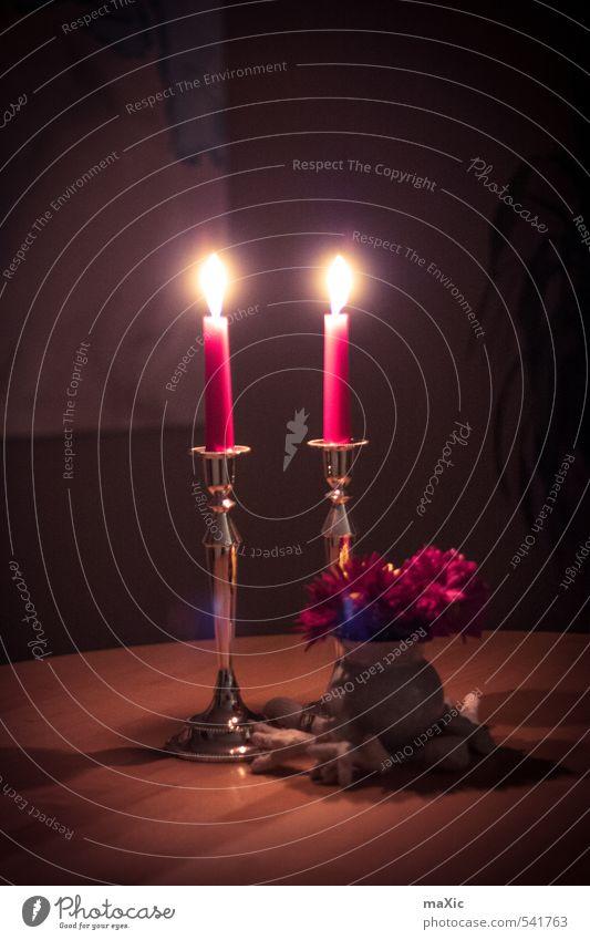 Candle Light rot dunkel Gefühle Holz Essen Feste & Feiern Metall Stimmung Dekoration & Verzierung Warmherzigkeit Romantik Kerze Duft Kerzenschein Kerzenstimmung