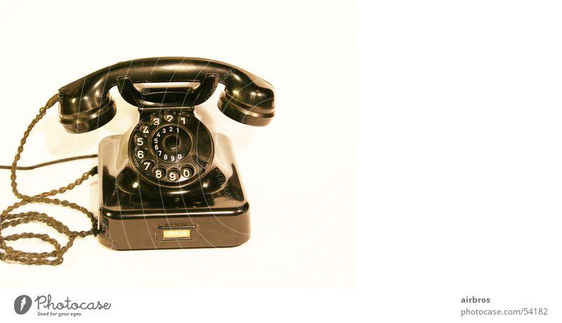 who is ringing? Telefon Fünfziger Jahre Antiquität antiquarisch alt