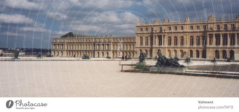 versailles Versailles Paris Architektur Burg oder Schloss
