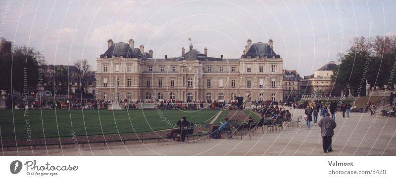 palais du luxembourg Paris Palais Kesselstadt Architektur Jardin Luxemburg Burg oder Schloss