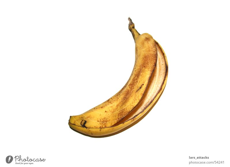 G E G E S S EN gelb Traurigkeit braun leer Trauer Schalen & Schüsseln Banane gebraucht