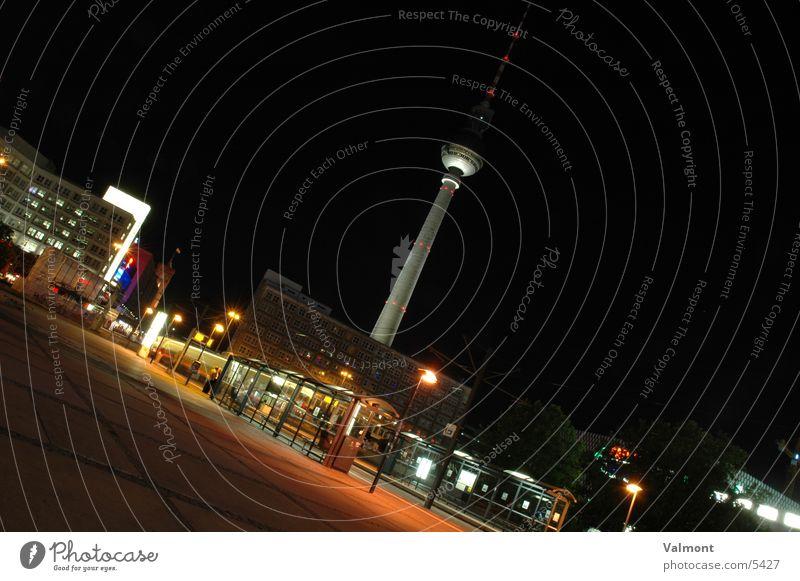 alexanderplatz Berlin Architektur Berliner Fernsehturm Alexanderplatz