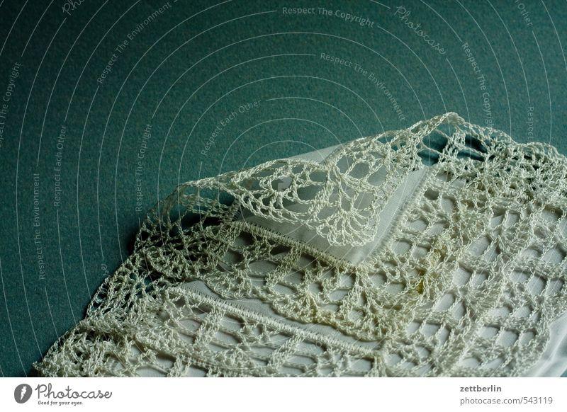 Spitze! alt weiß Mode Freizeit & Hobby Ecke Schnur zart Textilien leicht Nähgarn fein altmodisch Baumwolle Kunsthandwerk Handarbeit