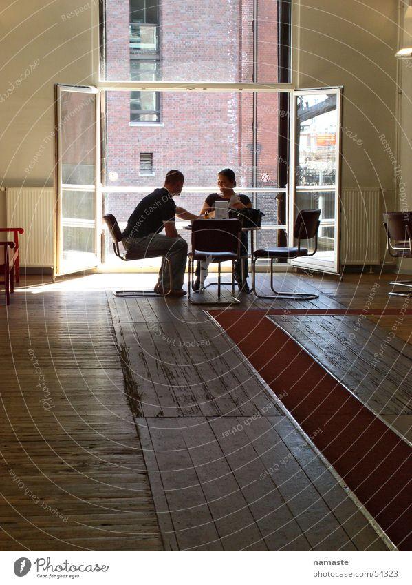 teteatete Mensch Freude Gefühle Architektur Stimmung Paar Kunst Hamburg Kultur Hamburger Hafen Alte Speicherstadt
