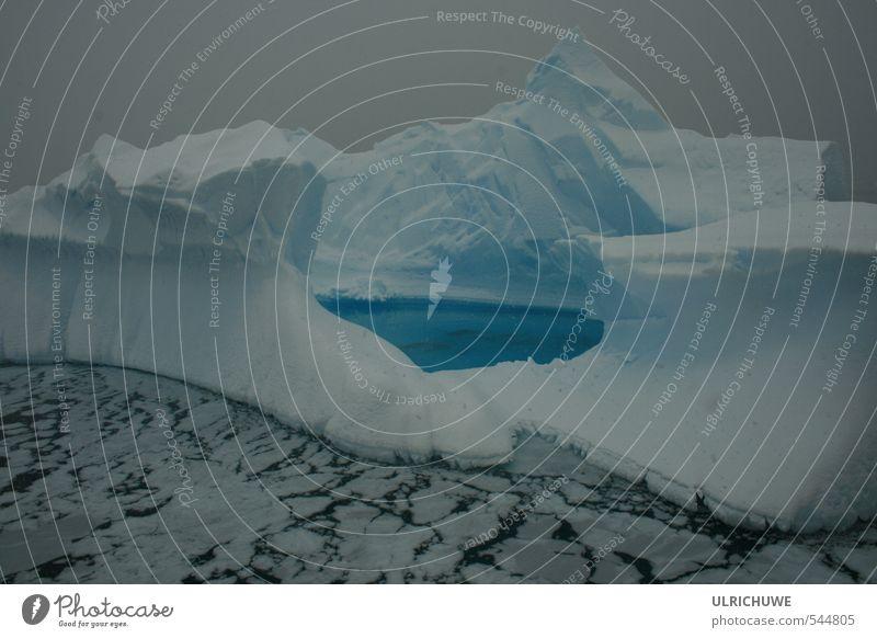 Traumwelt Antarktis Natur Landschaft Eis wild Frost Gletscher