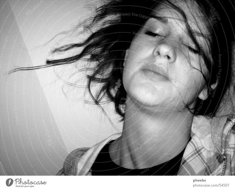 free your mind Haare & Frisuren Wind