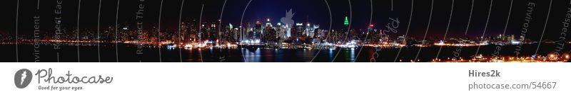 New York New York City Stadt Panorama (Aussicht) USA groß Panorama (Bildformat)