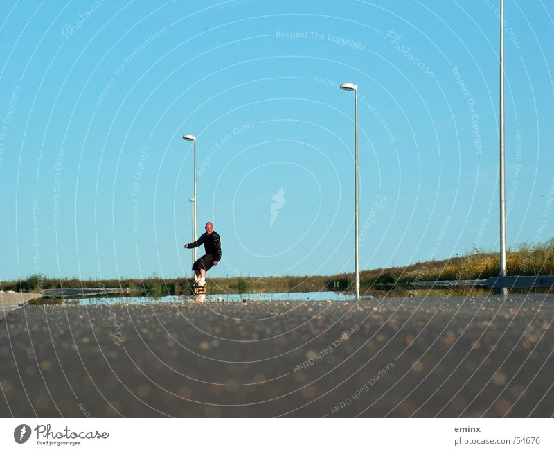 Surfin Skateboarding