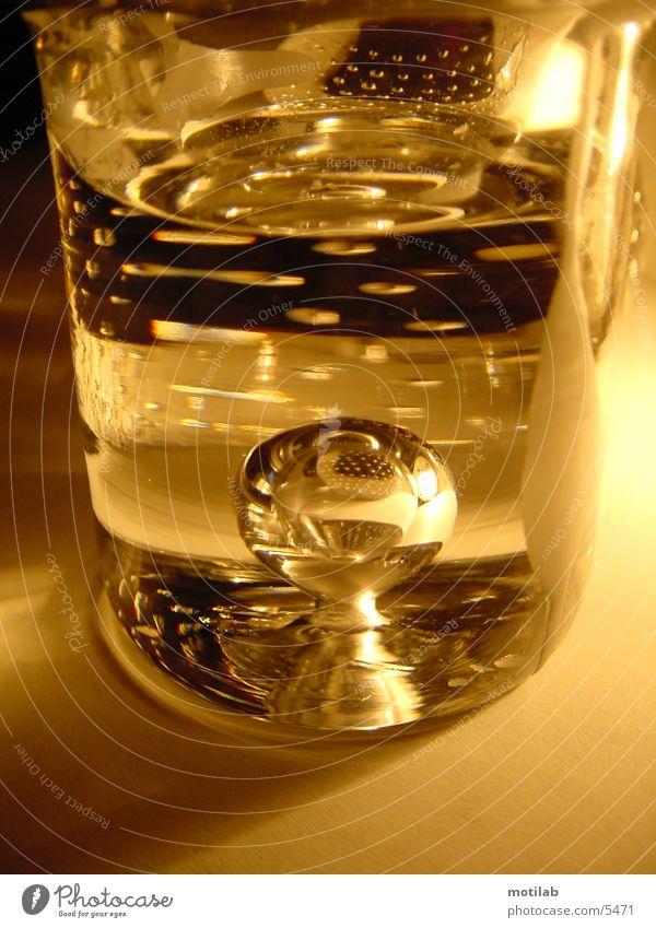 bubbling °2 Glas blasen Seifenblase Luftblase Fototechnik
