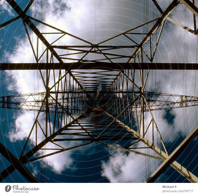 Hochspannung Energiewirtschaft Elektrizität