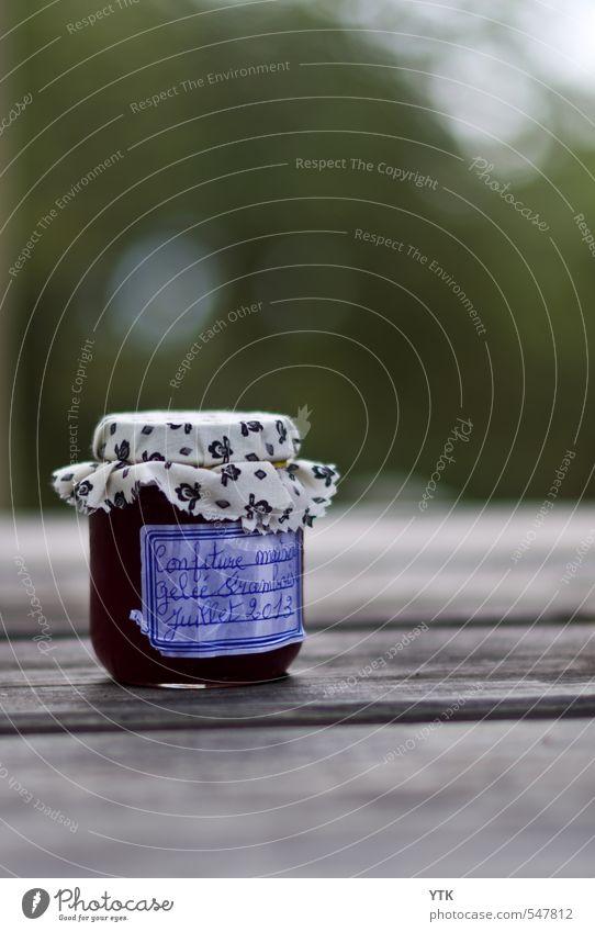 Le Marmelade schön Liebe klein Gesundheit Lebensmittel Glas Dekoration & Verzierung frisch Ernährung niedlich Geschenk Süßwaren Appetit & Hunger lecker Bioprodukte Beeren
