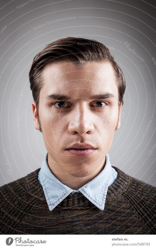 Fabian #2. Lifestyle schön maskulin Junger Mann Jugendliche 1 Mensch 18-30 Jahre Erwachsene Mode Haare & Frisuren Coolness einzigartig nerdig Schickimicki