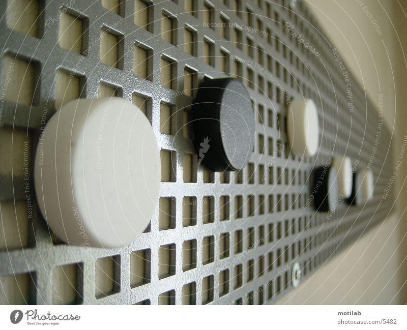 MagnetHalter Dinge Zettel aufhängen