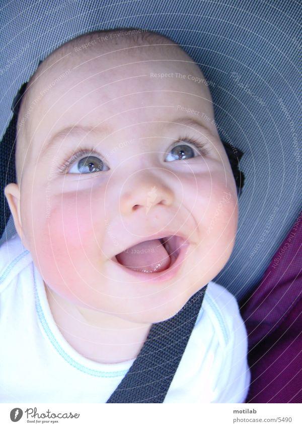 happy Yosh :) Mensch Glück lachen Baby Fröhlichkeit