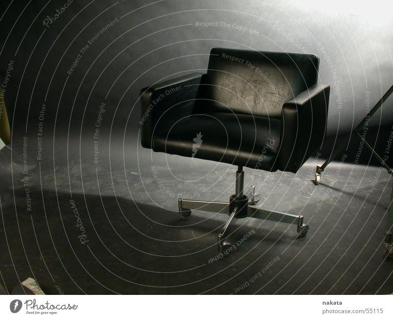 simple_chair Beleuchtung Stuhl Werkstatt Sitzgelegenheit