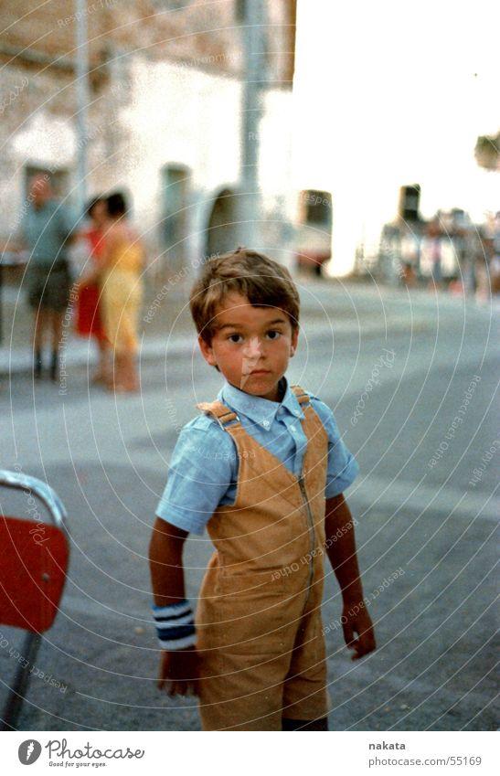 it's me... 20 years ago Kind Platz retro Italien altehrwürdig