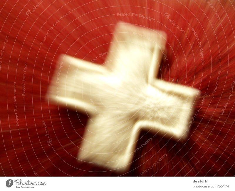 gruezi weiß rot Stil Bewegung Rücken Geschwindigkeit nah Schweiz neutral Nationalitäten u. Ethnien
