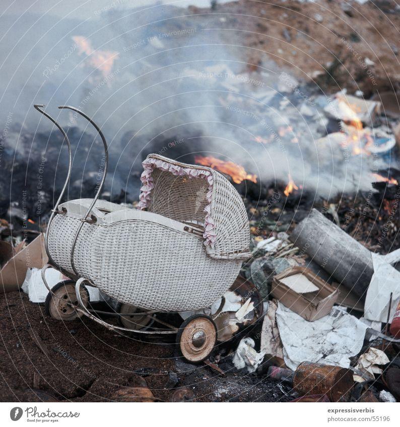 Wohlstand Müllhalde Wohlstandsgesellschaft