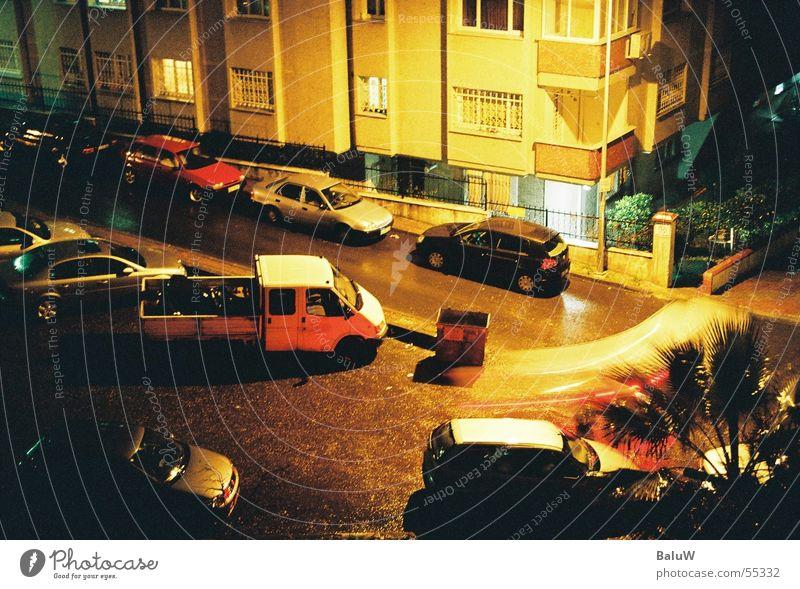 wusch.... Licht Istanbul PKW