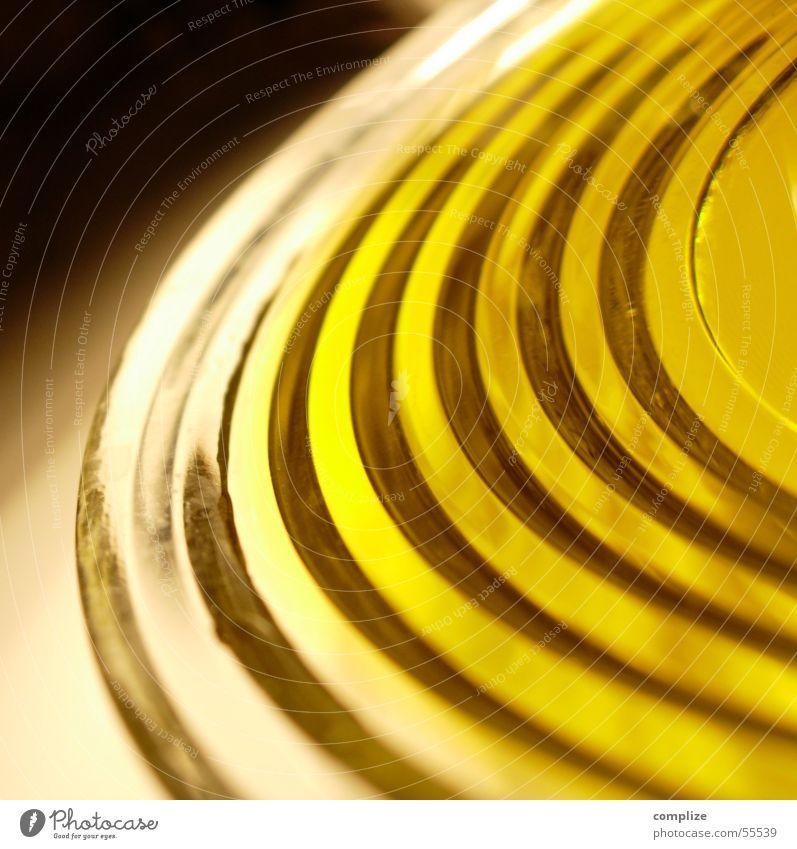 weiss nicht schwarz gelb Küche fein Wellness sprudelnd rein ökologisch Ernährung rund Design Glas Makroaufnahme Nahaufnahme Haushalt Erdöl Schalen & Schüsseln