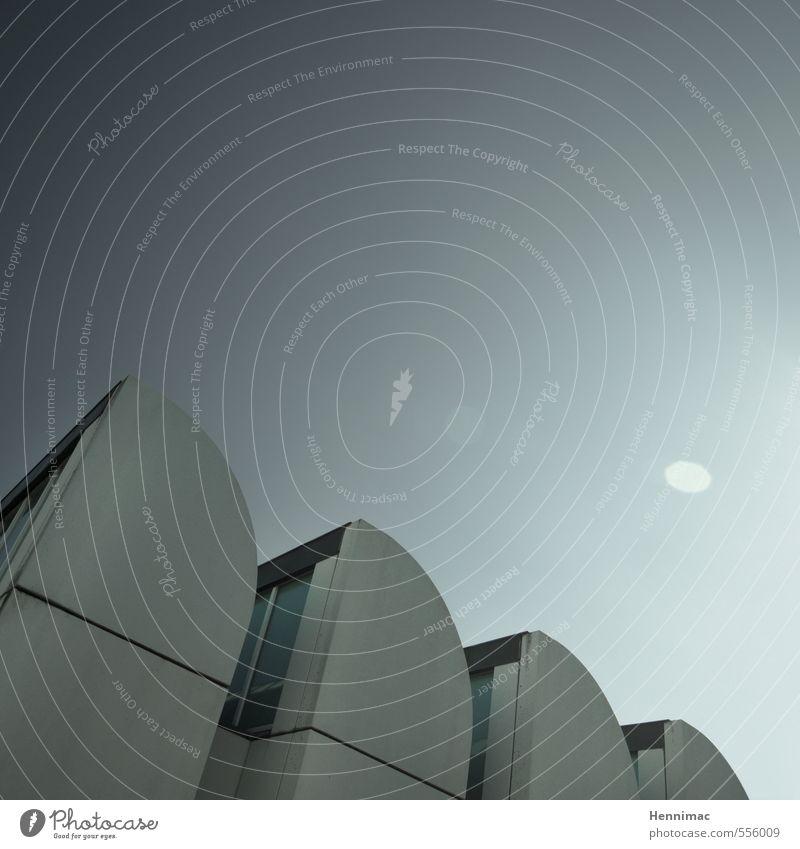Walter Gropius, 1964. Design Kunst Museum Architektur Haus Bauwerk Gebäude Mauer Wand Fassade Fenster Sehenswürdigkeit Wahrzeichen ästhetisch außergewöhnlich
