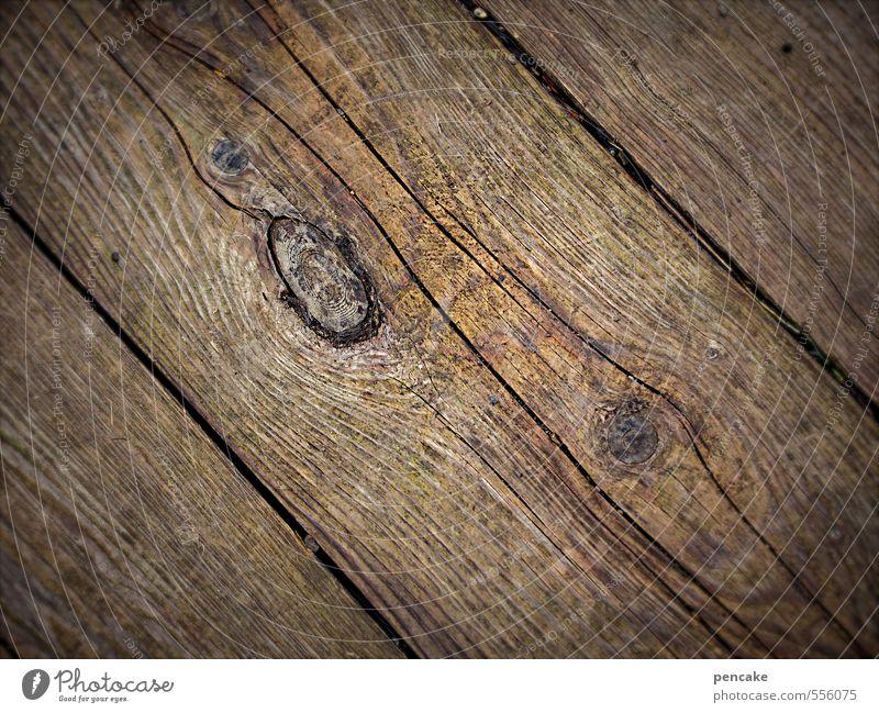 knarz Natur Holz nachhaltig nackt sparsam Zusammenhalt Dielenboden Holzfußboden Holzbrett Maserung puristisch knarren Holzarbeiten Riss Holzauge Astloch
