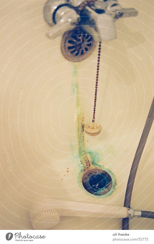 Nicht meine Dusche! Bad Schwimmen & Baden Dusche (Installation) Badewanne Schlauch Gully Abfluss Wasserhahn Waschbecken Stöpsel Duschkopf Duschwanne