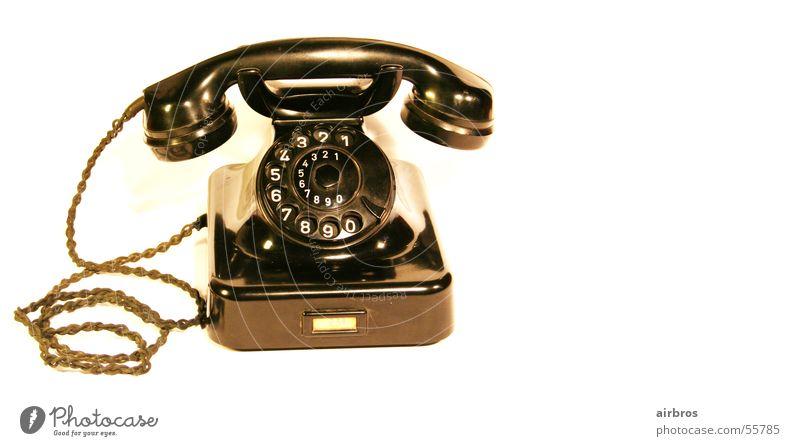 who is ringing_2 Telefon klassisch Fünfziger Jahre Design antiquarisch alt