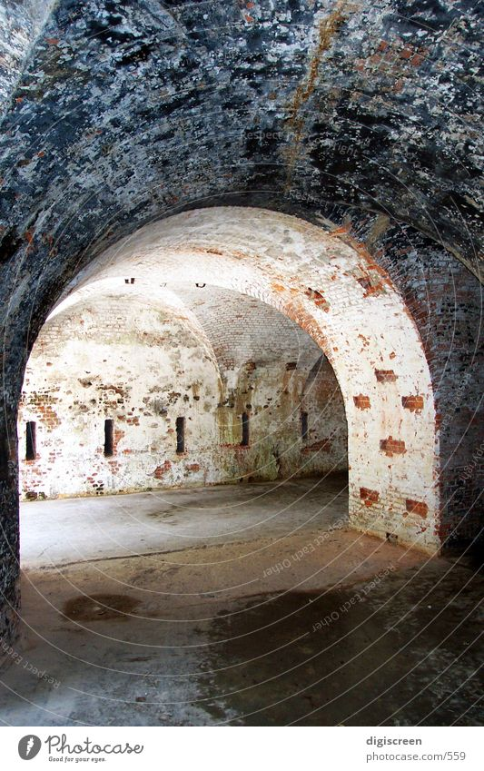 katakomben Stein Architektur Backstein Keller Kellergewölbe Katakomben
