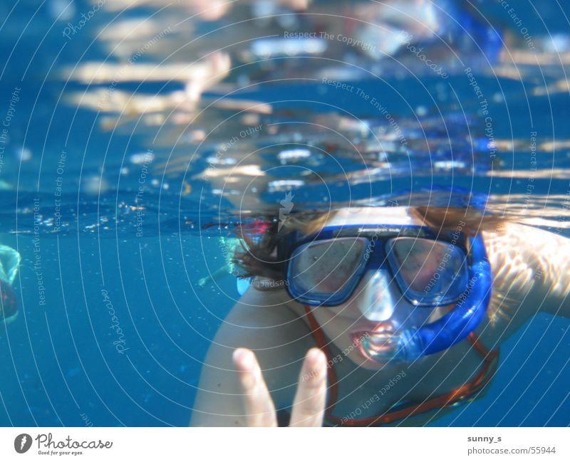hi Wasser tauchen Schnorcheln Taucherbrille