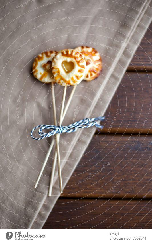honey pie lolli Ernährung süß Süßwaren lecker Picknick Dessert Honig Büffet Brunch Marmelade Lollipop Fingerfood Slowfood Blätterteig