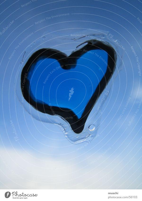 Heart in Heaven Himmel Liebe Wolken Herz