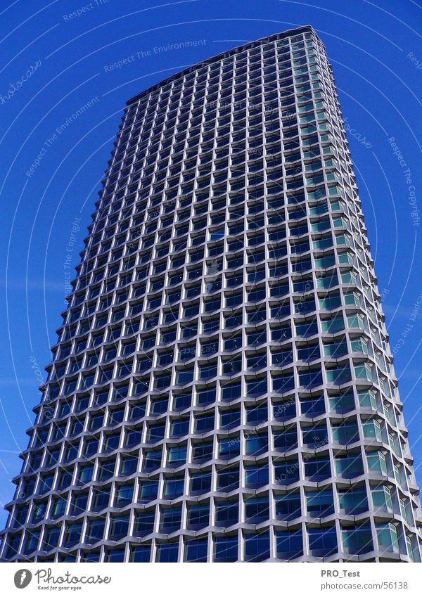 Wohnraum für Individualisten Hochhaus Gebäude London Stadt Beton Wohnung Architektur