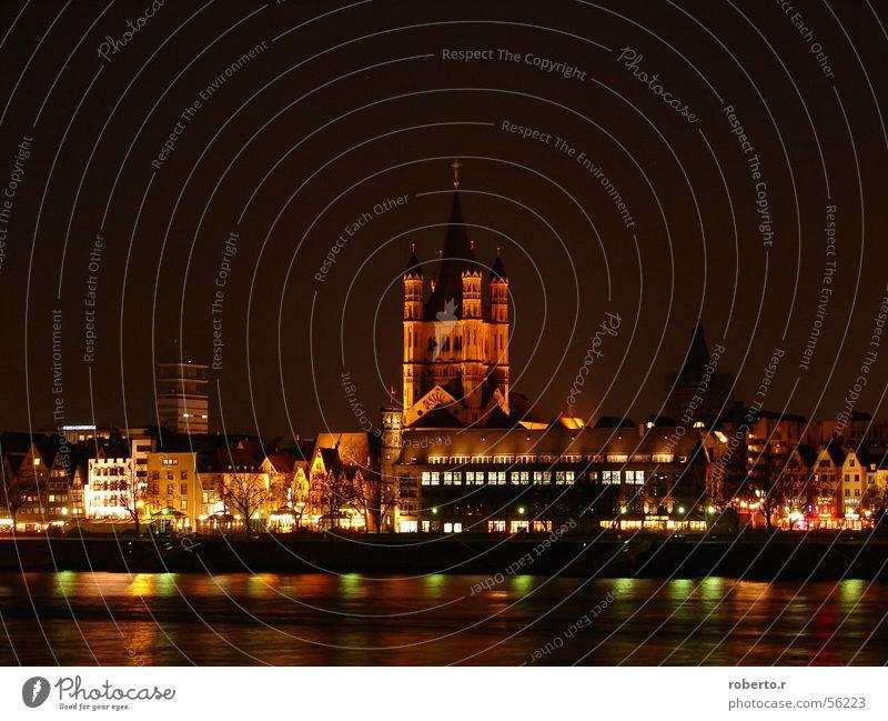 Rhein Ufer Köln