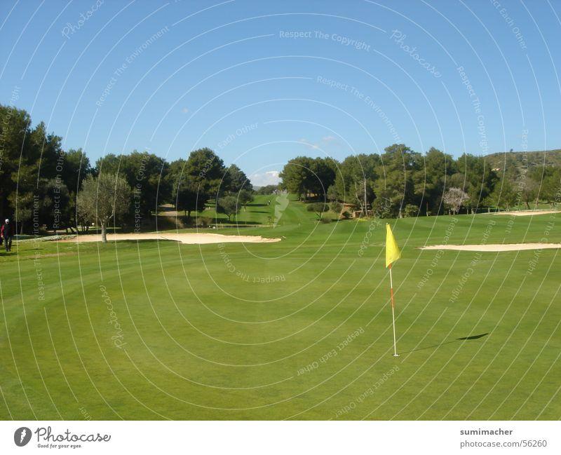 Golfplatz Mallorca Golfplatz Canyamel