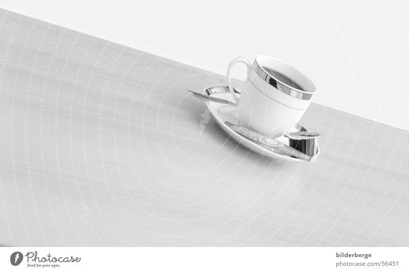 kaffeetasse 112 Ernährung Arbeit & Erwerbstätigkeit Tisch verrückt Pause Kaffee trist Gastronomie Café Dienstleistungsgewerbe Tasse Theke Zucker Agentur Anwalt