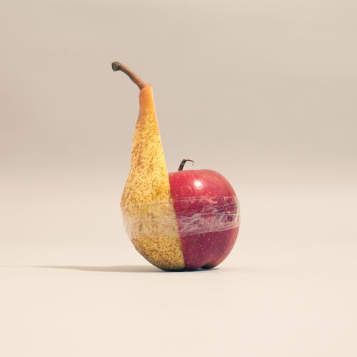 geht doch Lebensmittel Frucht Apfel Birne Ernährung Essen Bioprodukte Vegetarische Ernährung Diät Fasten Gesundheit Gesunde Ernährung außergewöhnlich