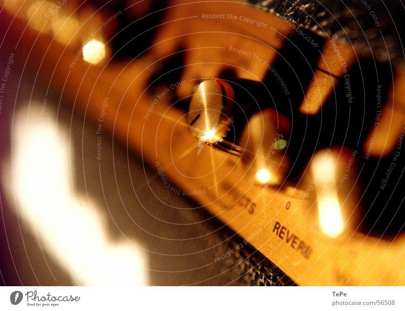 my good old marshall Musik Konzert Gitarre Verstärker Endstufe Vorverstärker