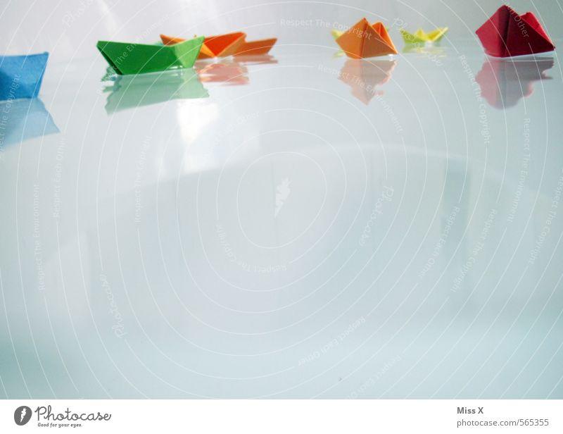 Badetag Wasser Farbe Spielen Schwimmen & Baden Wasserfahrzeug Freizeit & Hobby Kindheit Badewanne Papier Bad Spielzeug Zusammenhalt Schifffahrt Basteln Kreuzfahrt Kinderspiel
