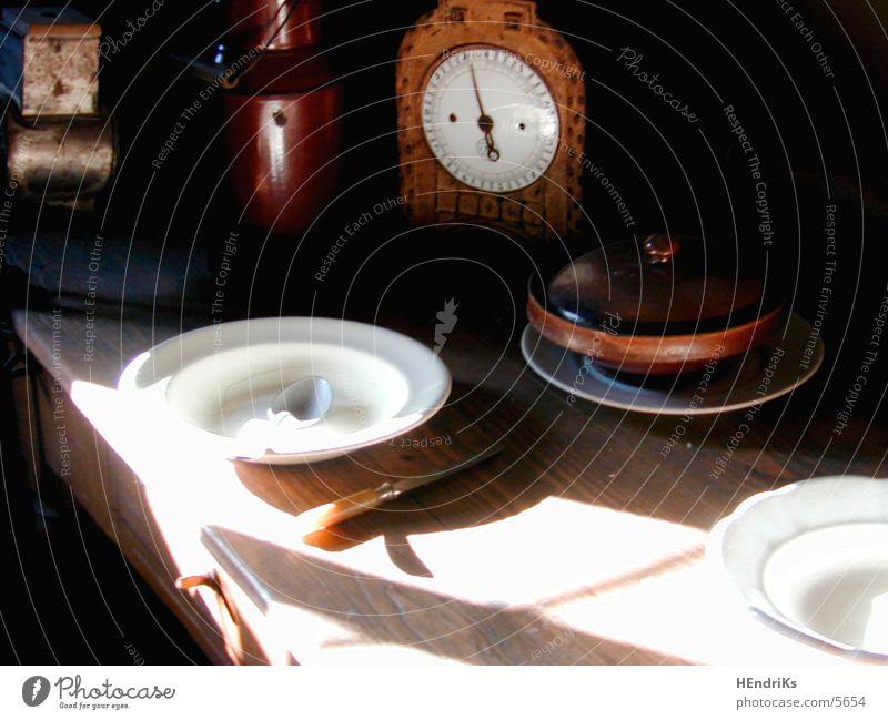Antikes Tisch antik historisch