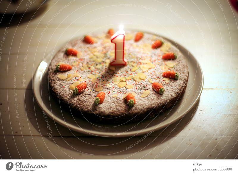 Herzlichen Glückwunsch! Freude Leben Liebe Gefühle 1 Feste & Feiern hell Stimmung Freizeit & Hobby Kindheit Lifestyle Geburtstag Dekoration & Verzierung Beginn Ernährung Kerze
