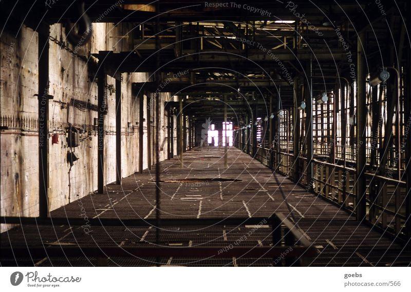 industries01 Fabrik Arbeit & Erwerbstätigkeit Industrie Lagerhalle Architektur