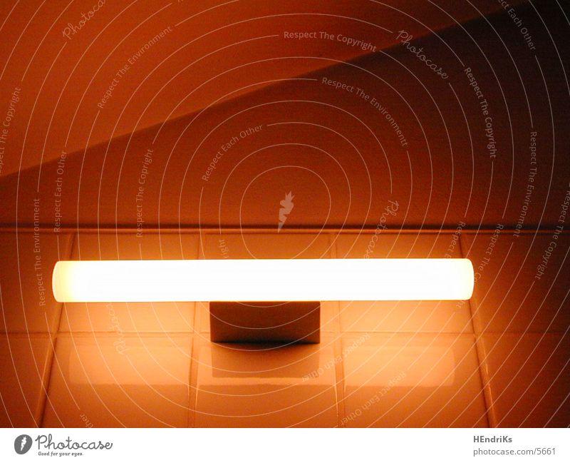 Licht Lampe Dinge Toilette