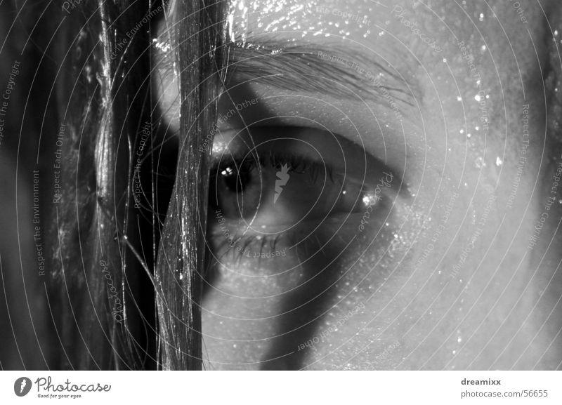 Abwesend Frau Wasser ruhig Auge Haare & Frisuren Lied Unter der Dusche (Aktivität)