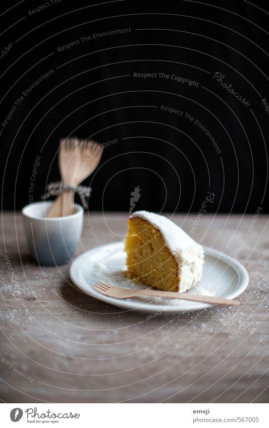 süss Kuchen Dessert Süßwaren Ernährung Slowfood Fingerfood lecker süß Tortenstück Kalorienreich Farbfoto Innenaufnahme Studioaufnahme Menschenleer