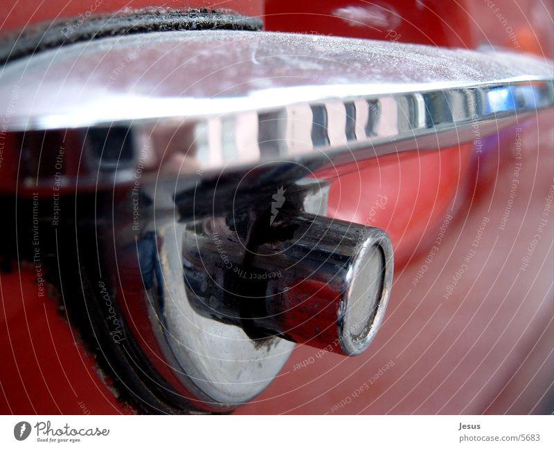 Ford Taunus rot Dinge Griff Beifahrer