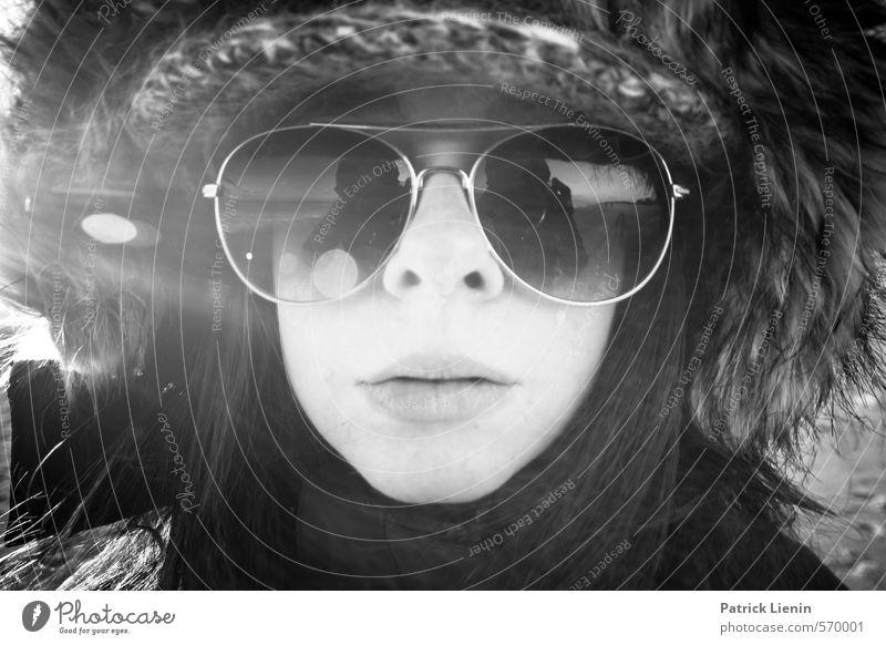 Piece Of My Heart Lifestyle schön Leben Ferien & Urlaub & Reisen Mensch feminin Frau Erwachsene Kopf 1 18-30 Jahre Jugendliche 30-45 Jahre Mode Bekleidung