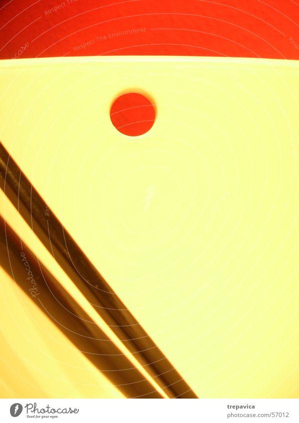 schwarz- weiss- rot weiß guten apetit Punkt Kontrast