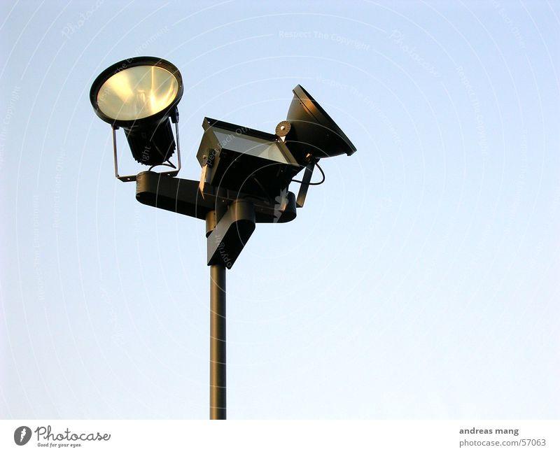Scheinwerfer III Lampe Licht Himmel Beleuchtung lamp light sky